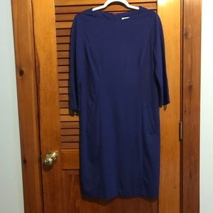 Chico's Royal Blue Dress
